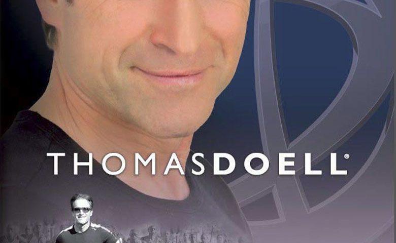 Den Gewinner erkennst du nie am Start - Autor Thomas Doell