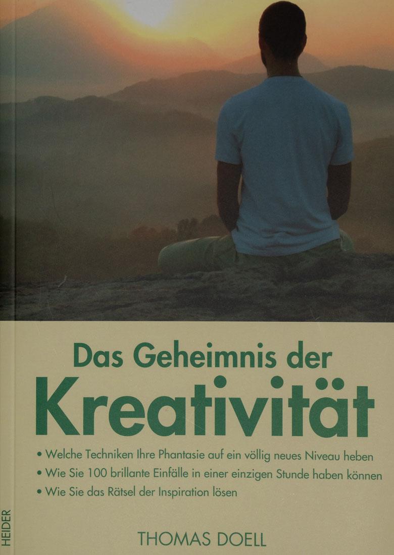 Das Geheimnis der Kreativität - Autor Thomas Doell