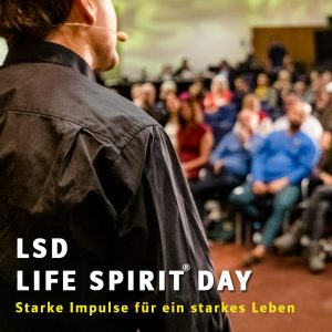 Life Spirit Day mit Thomas Doell