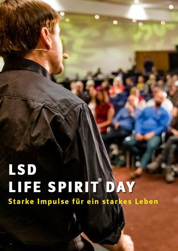 Life Spirit Day mit Thomas Doell