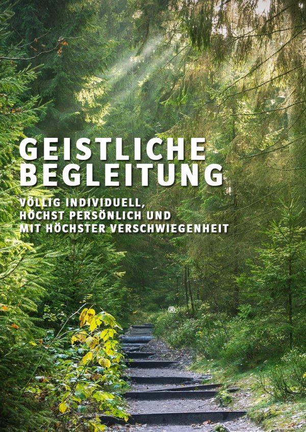 SPIRITUELLE EINZELBEGLEITUNG FÜR TOP-FÜHRUNGSKRÄFTE UND UNTERNEHMER/-INNEN