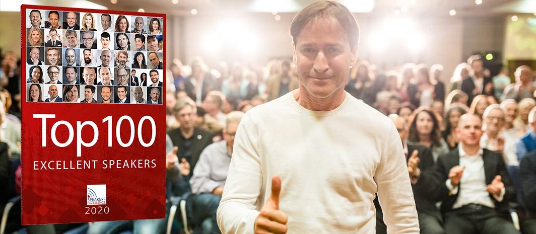 Thomas Doell - Der Inspirationspabst und Gewinner der internationalen Speaker Slams in München